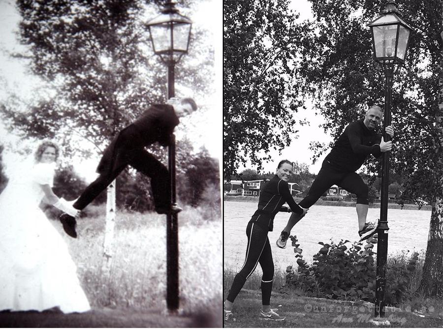 18 Årig Bröllopsdag