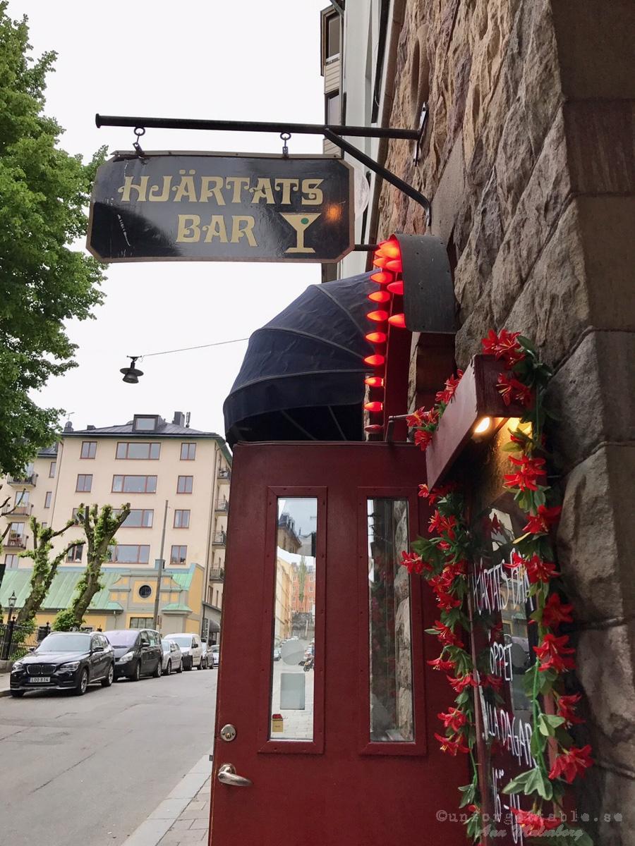 PITCHERS & HJÄRTATS BAR
