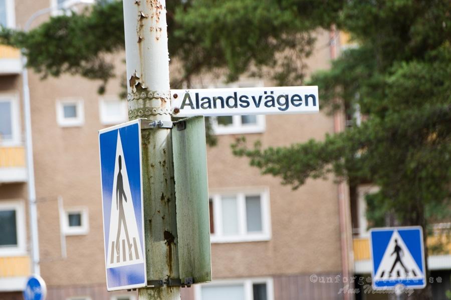 VALLEVECKA MARIEHAMN ÅLAND