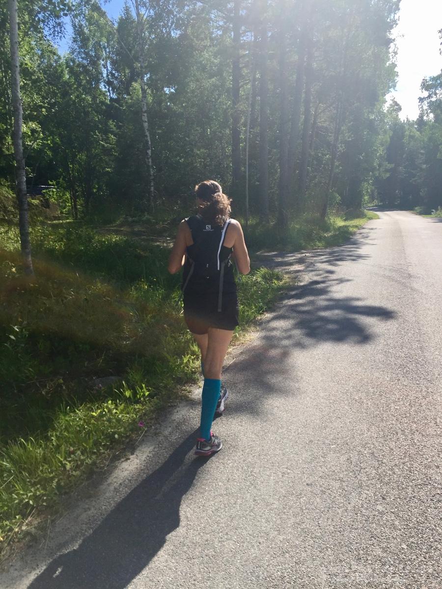 GRÄSÖLÖPNING 2O KM
