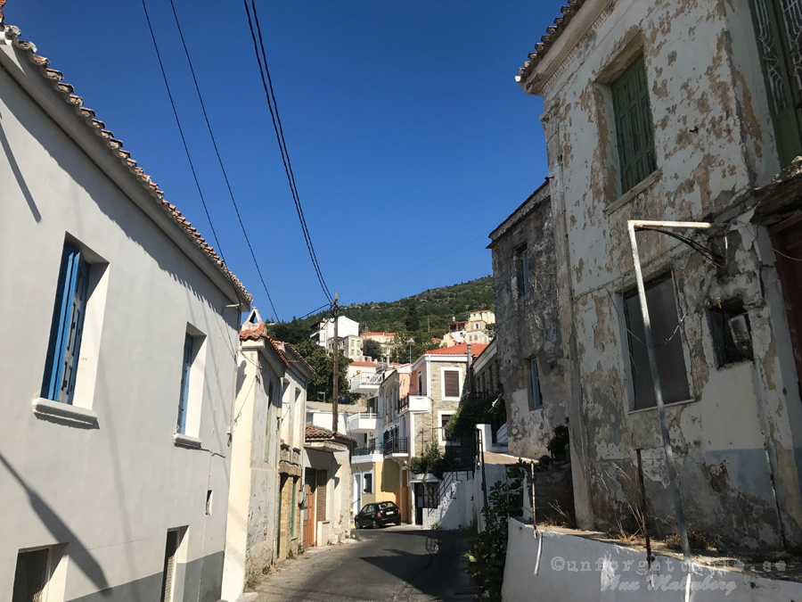 MARATHOKAMPOS SAMOS - RUNNING UP THE HILL del 14