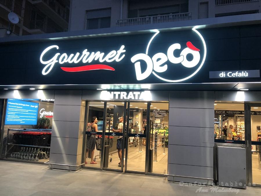 GOURMET DECO CEFALÚ SICILIEN