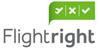 I samarbete med Flightright