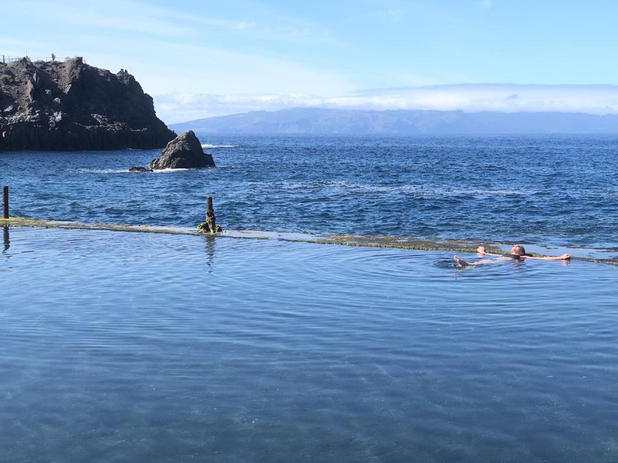 NATURPOLEN CHARCO DE ISLA CANGREJO LOS GIGANTES TENERIFFA