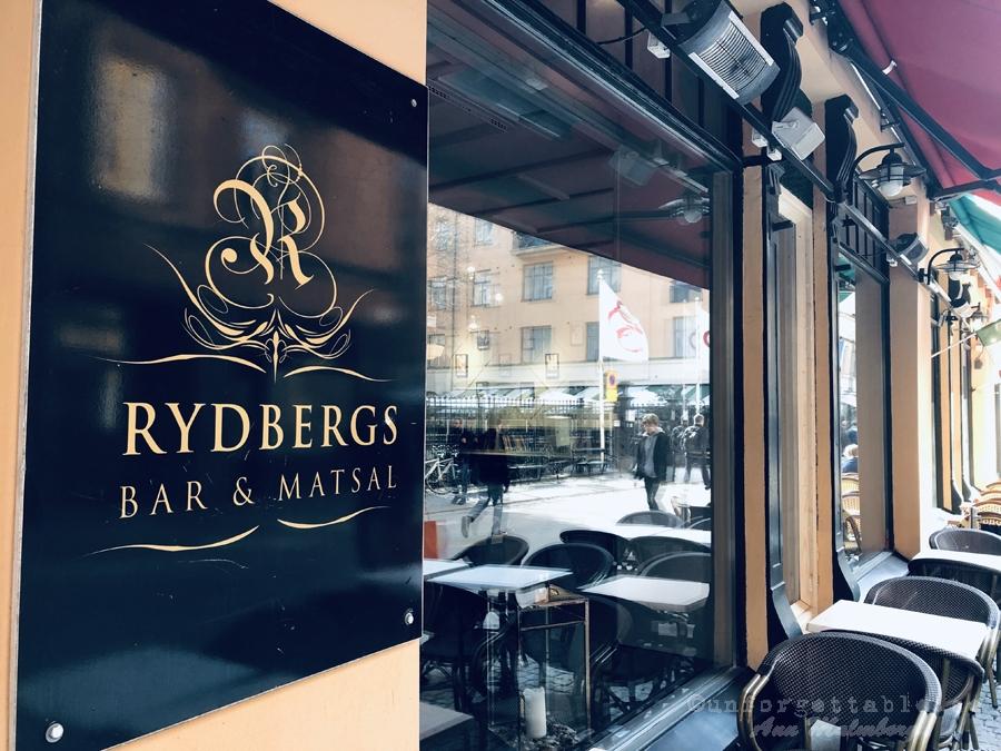 RYDBERGS BAR & MATSAL STOCKHOLM