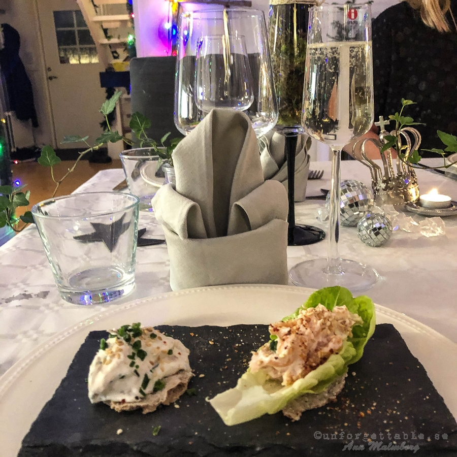 MAKRILLRÖRA PÅ KNÄCKE - FISKTAPAS