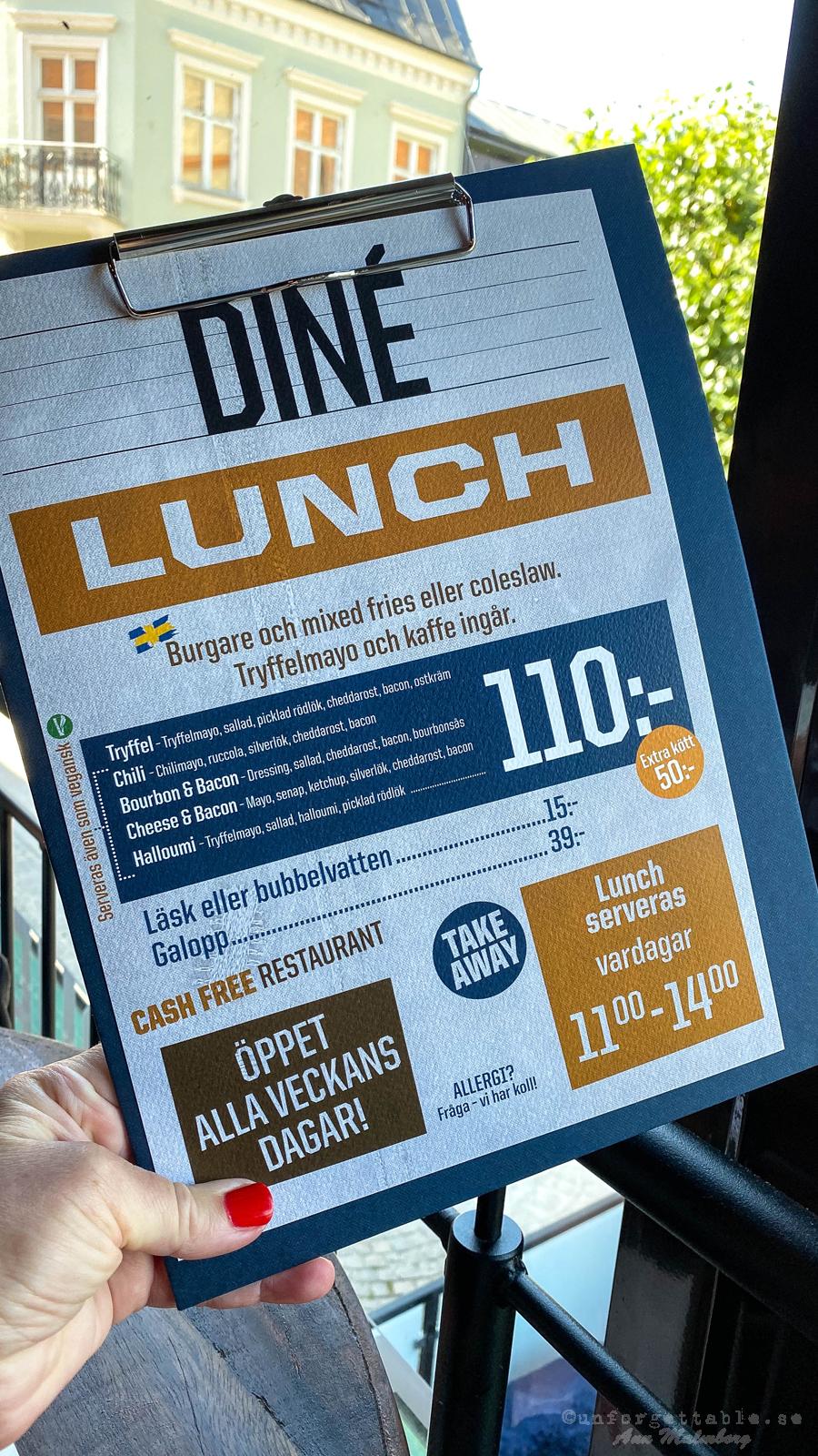 Restaurang Diné Helsingborg