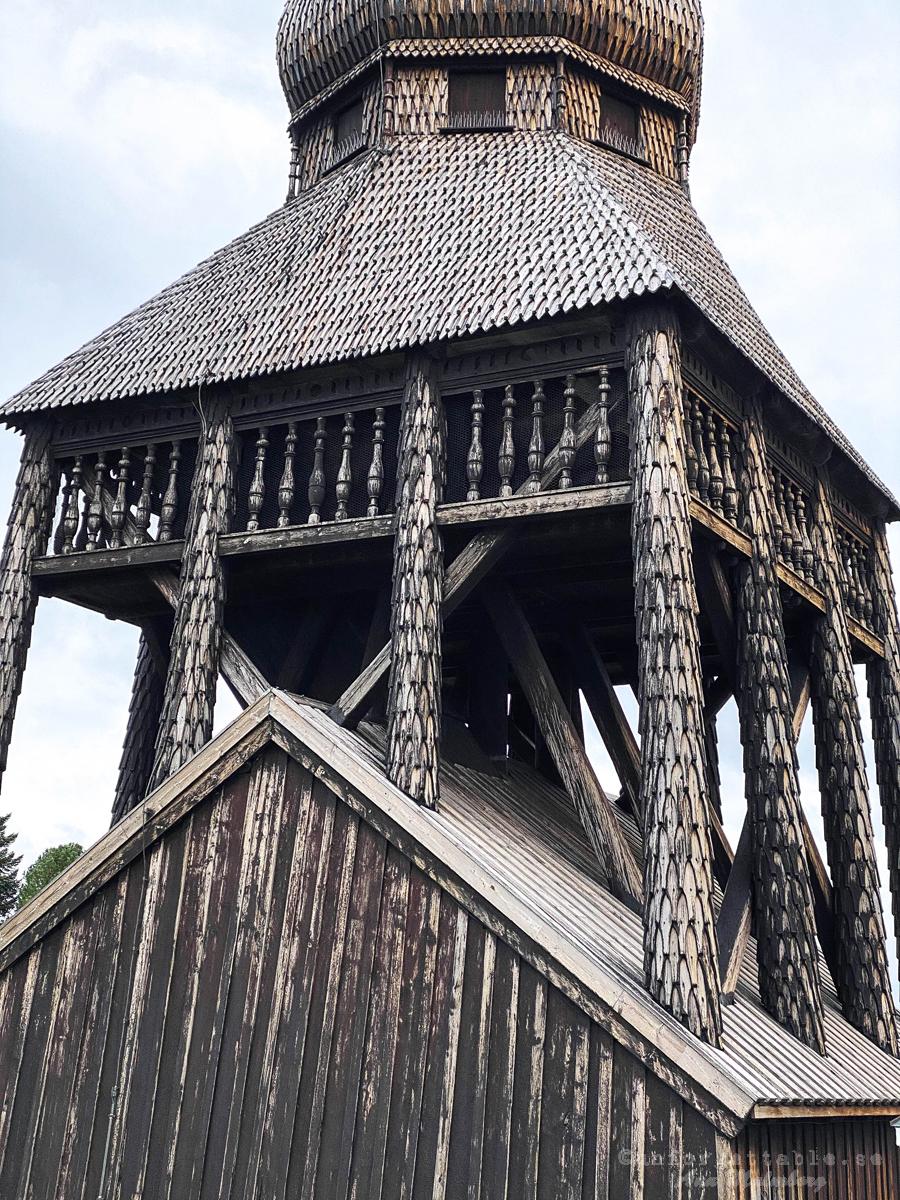 Sommarhagen & Frösö kyrka